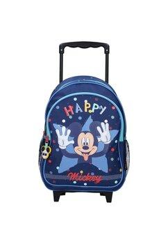 Troller Mickey Mouse, Happy, albastru