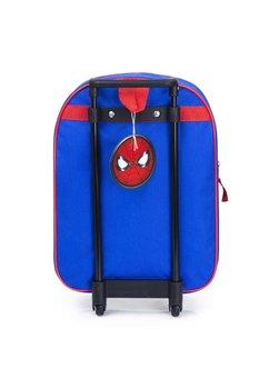 Troller Spider Man, albastru, 39 x 30 x 13
