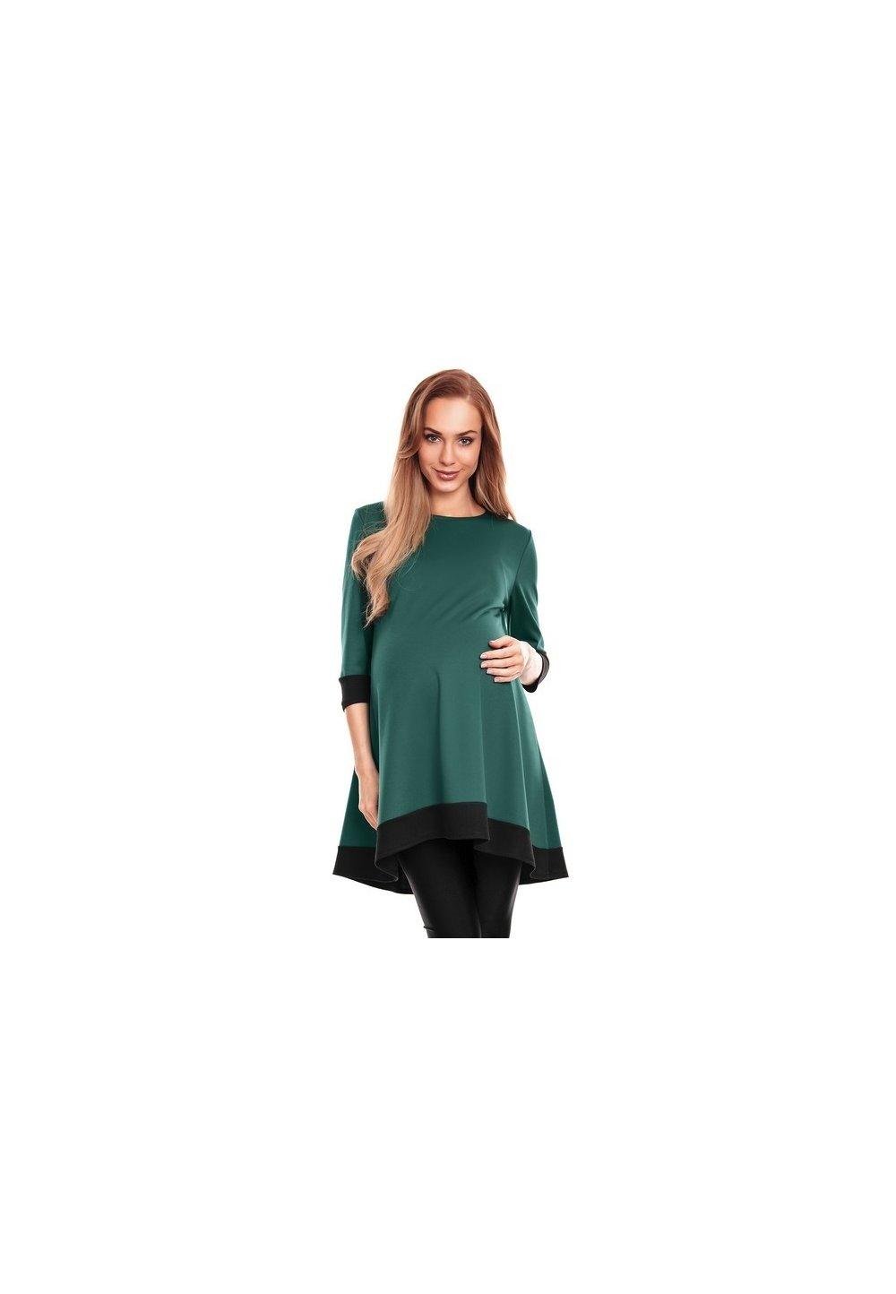 Tunica, asimetrica, verde imagine