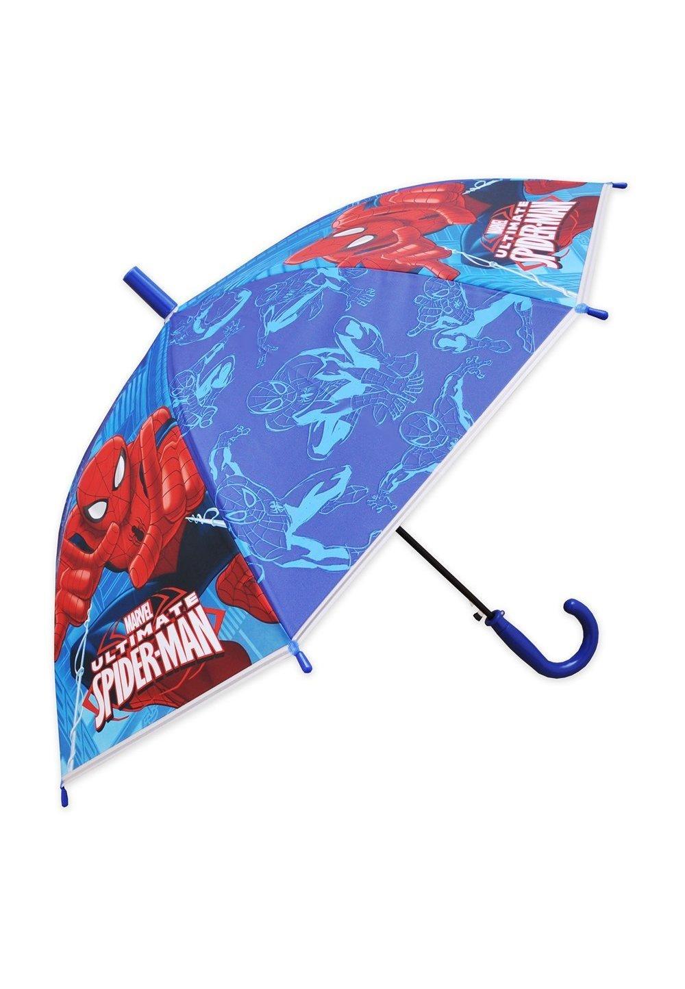 Umbrela automata, Spider Man, albastra imagine