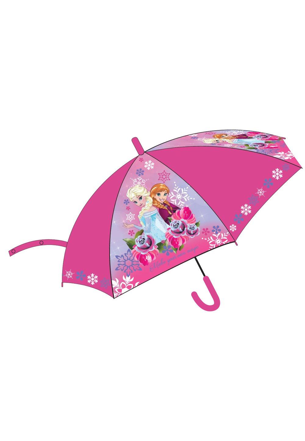 Umbrela Frozen, roz imagine