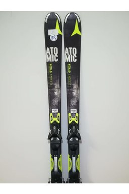 Ski Atomic Nomad Smoke TI 2015 SSH 2935