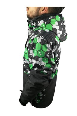 Geaca JustPlay 1335 Green