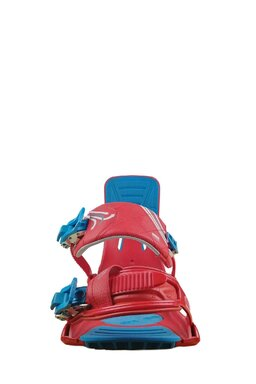 Legături Snowboard Rage MP 540 Red S M L (36-46)