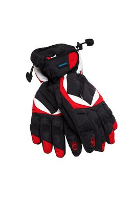 Manusi Alpine 3D Black/Red