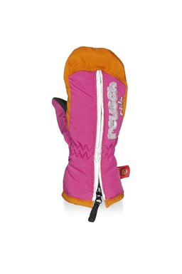 Manusi Copii 0-2 ani Reusch Hot Pink/Orange Popsicle