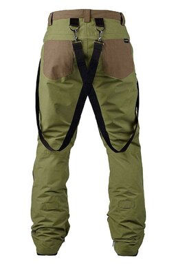 Pantaloni Burton Lamb Studio Star Woodcm/Olvine (10 k)