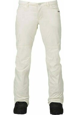 Pantaloni Burton TWC Fleek Stout White (10 k)