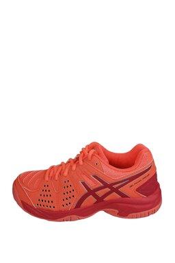 Pantofi Sport Asics Gel Padel Pro 3 GS Flash Coral