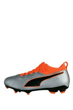 Pantofi Sport Puma One 3 Silver/Orange