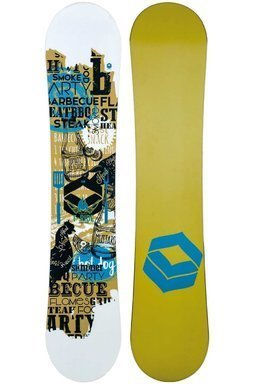 Placa Snowboard FTWO T-Ride 906367