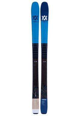Ski de tură Volkl 90 Eight Flat 3D Glass Blue