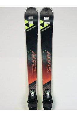 Ski Fischer RC4 Curv Ssh 4532