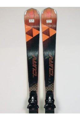 Ski Fischer RC4 Curv Ssh 4602