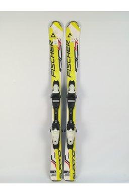 Ski Fischer Superior RC4 Jr SSH 5155