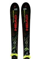 Ski Head Instinct TI Set SN71 Black/Red + Legături Head PR11