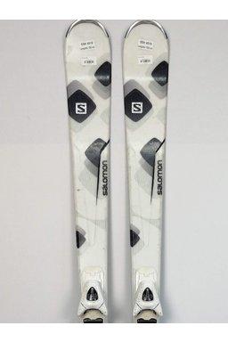Ski Salomon White Ssh 4519