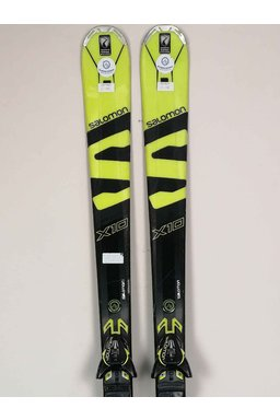 Ski Salomon X10 SSH 4867