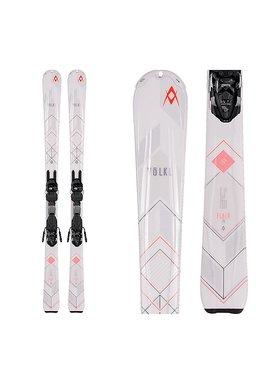 Ski Volkl Flair 8.0 + Legaturi Marker VMotion10 2019