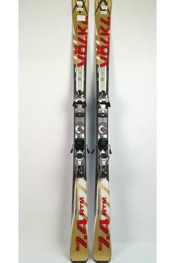 Ski Volkl Full Sensor Woodcore SSH 5561