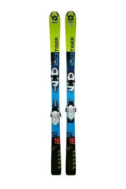 Ski Volkl Racetiger JR SR 16 + Legături Marker