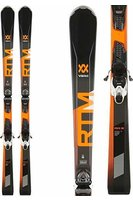 Ski Volkl RTM 76 Skis + VMotion 10.0 GW Bindings 2020