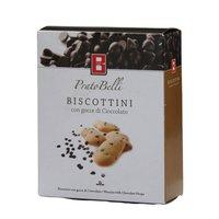 Biscottini cu bucati de ciocolata Belli 70gr