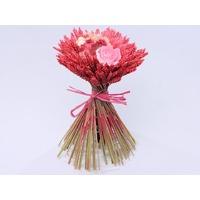 Buchet natural roz