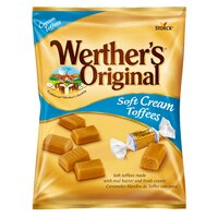 Caramele Werther's soft cream 80gr