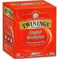 Ceai English Breakfast Twinings