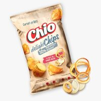 Chio  Chips Delight ceapa dulce 125g -30% grasimi