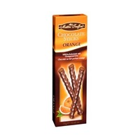 Chocolate sticks orange Maitre Truffout