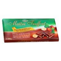 Ciocolata cu lapte si alune Maitre Truffout