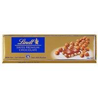 Ciocolata gold cu alune 300g Lindt