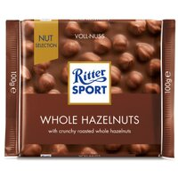 Ciocolata Ritter cu alune intregi 100gr