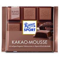 Ciocolata Ritter cu mousse de cacao 100gr