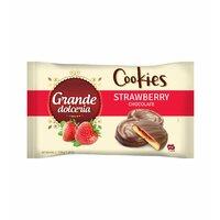 Cookies cu capsuni  Grande Dolceria 110gr