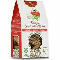 Crackers cu rosii si usturoi Hiper Ambrosia 125g