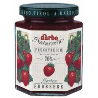 Gem de capsuni cu 70% fruct Darbo 200gr