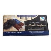 Grazioso ciocolata lapte cu bucati de biscuiti