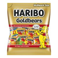 Haribo goldbear mini maxi 250g