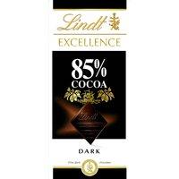 Lindt - Ciocolata Excellence 85% cacao