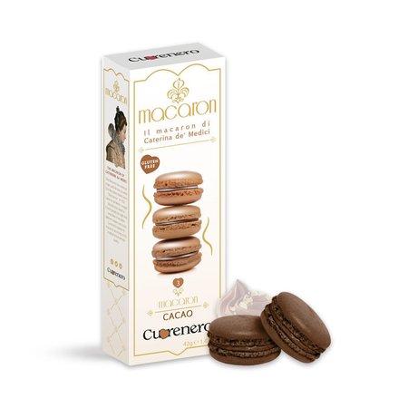 Macarons cu cacao CuoreNero