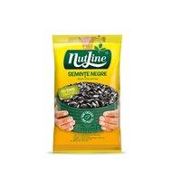 NUTLINE Seminte floarea soarelui negre cu sare 100g