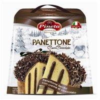 Panettone cu crema ciocolata Pineta