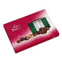 Praline asortate in cutie cadou rosie Adria 180gr