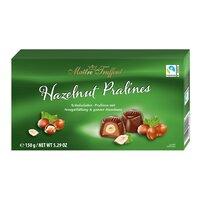 Praline de ciocolată cu alune întregrale 150gr