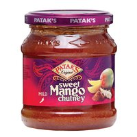 Sos indian Mango Chutney Patak`s 340gr