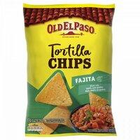 Tortilla Chips Fajita Old El Paso 185gr