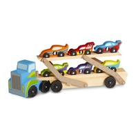 Transportor de masini gigant  Melissa and Doug